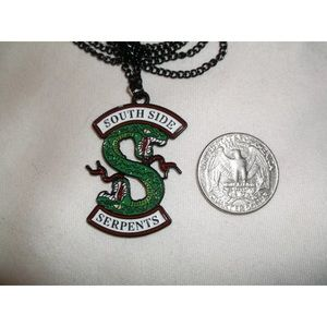 Other - Southside serpents Riverdale pendant necklace TV